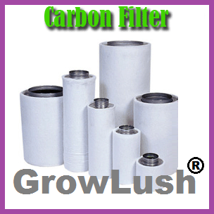 how to set up a grow tent with carbon filter