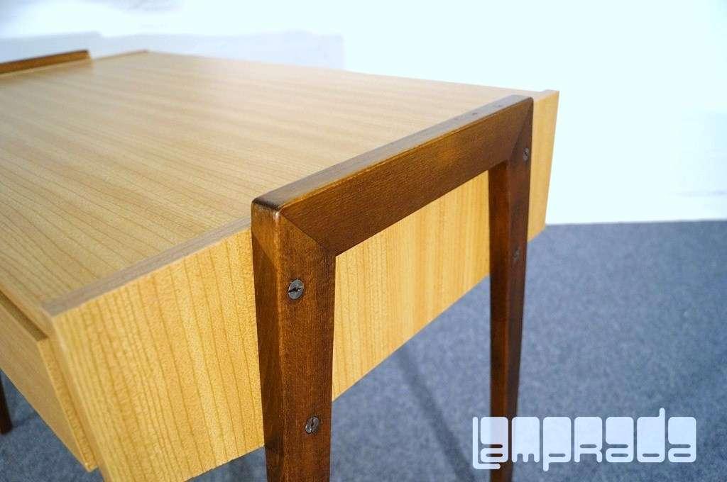 3k m bel 50er 60er schreibtisch im magg stil ponti. Black Bedroom Furniture Sets. Home Design Ideas