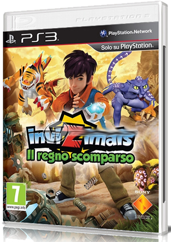 [PS3] Invizimals: The Lost Kingdom - SUB ITA