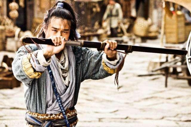 Just Call Me Nobody ( Da Xiao Jiang Hu) (2010)