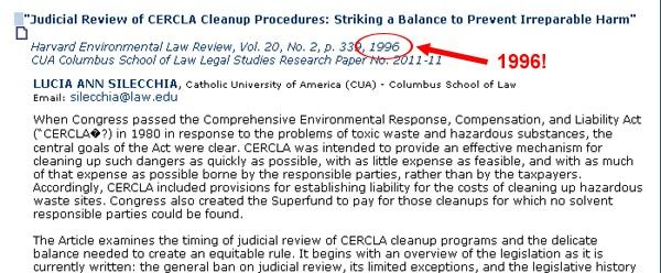 Catholic University of America Columbus School of Law cheats at solitaire and SSRN