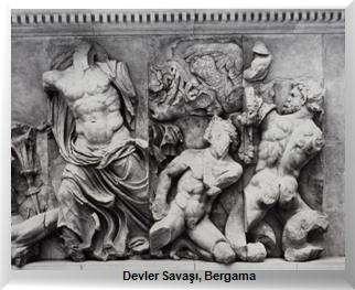 Helenistik Sanat Nedir? | Hellenizmin Parlayışı   Helenistik Dönemin Başlıca Üç Egemenlik Od..   tarihi yapilar muzeler
