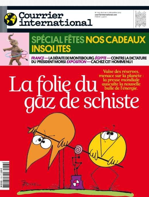 Courrier International N°1153 du 06 au 12 Décembre 2012
