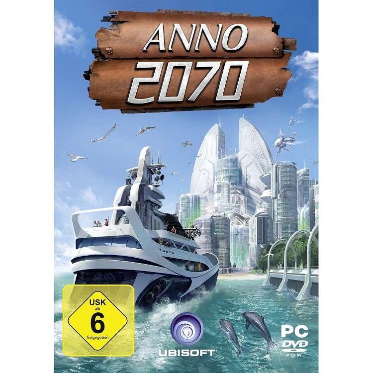 Информация Название Anno 2070. Deluxe Edition (Новый Диск) L Жанр.