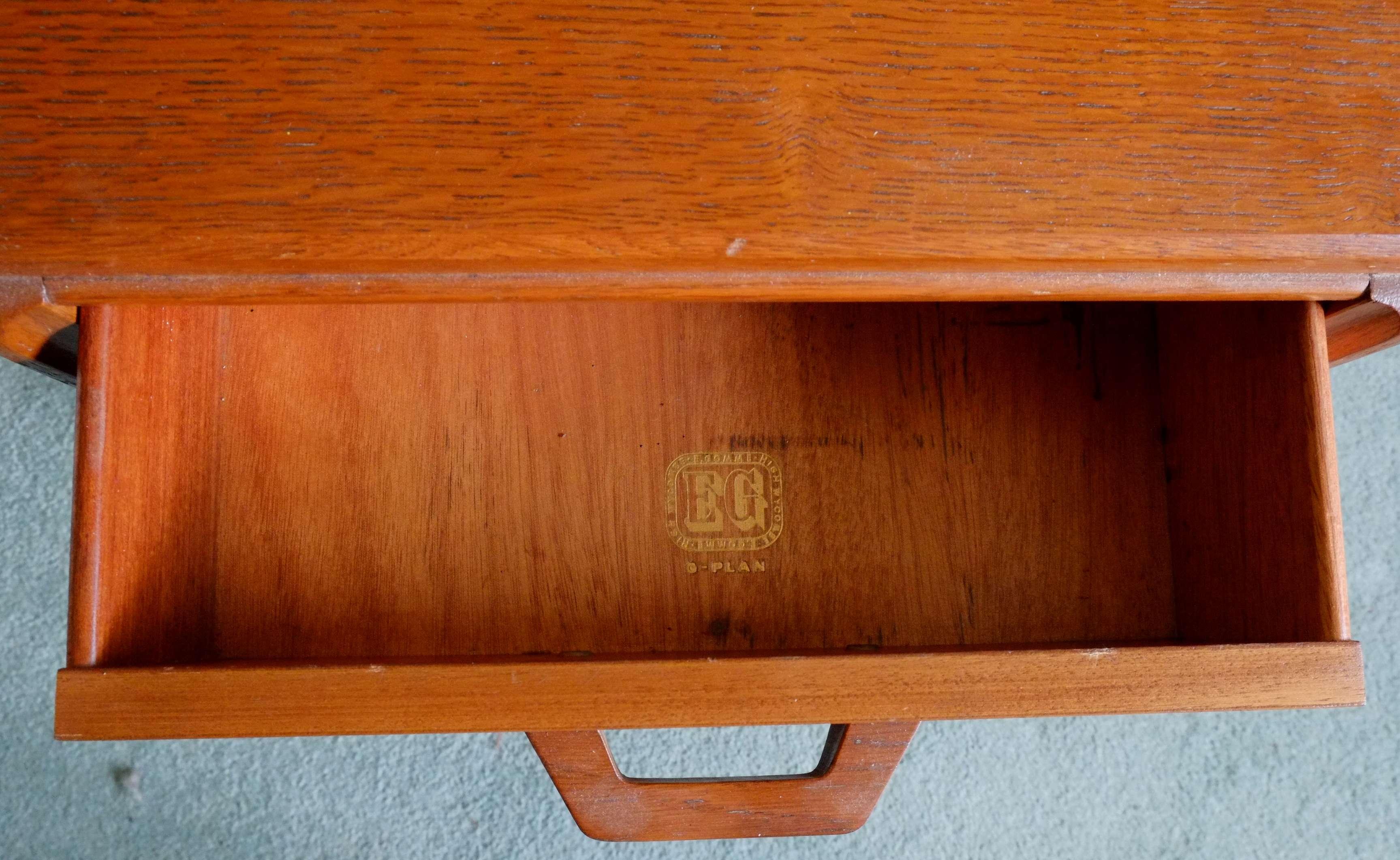Vintage retro 1954 g plan bedroom suite dressing table for G plan bedroom suite