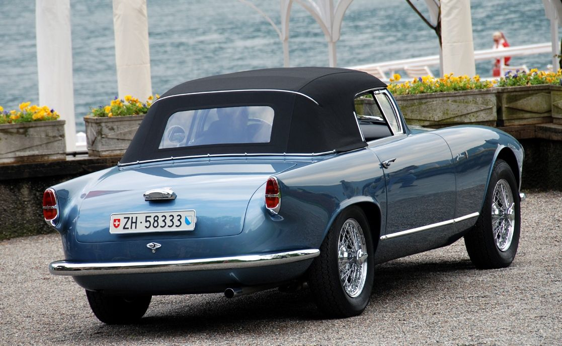 Special cars: Aston Martin DB 2/4
