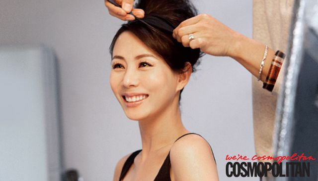 Park Ye-jin Park Ye Jin Is A Preen Beauty For Cosmo Couch Kimchi