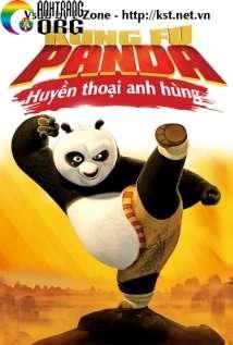 Kungfu Gấu Trúc: Huyền Thoại Chiến Binh