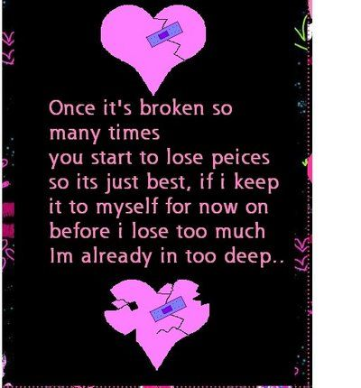 quotes on broken hearts. Broken Heart Quotes .
