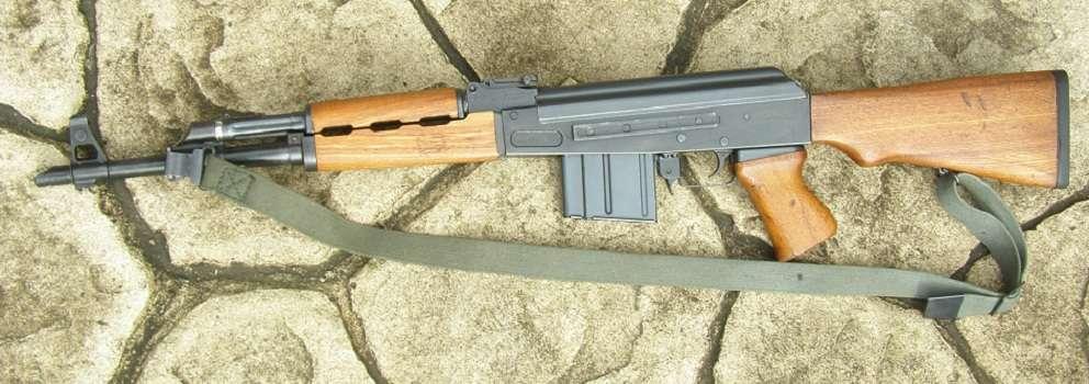 Yugoslavian AK-M76