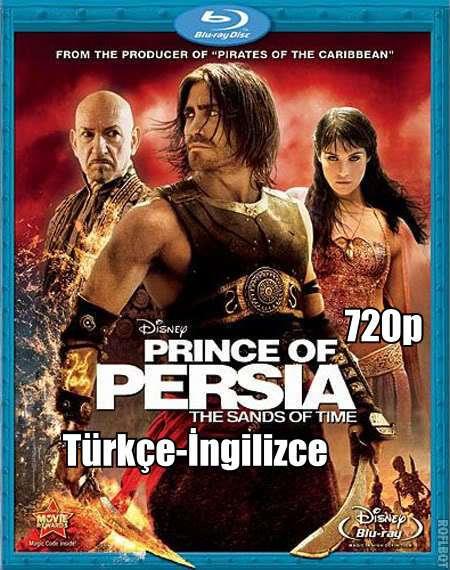 Pers Prensi Zamanın Kumları - Prince of Persia The Sands of Time 2010 BluRay 720P Dual TR/ENG