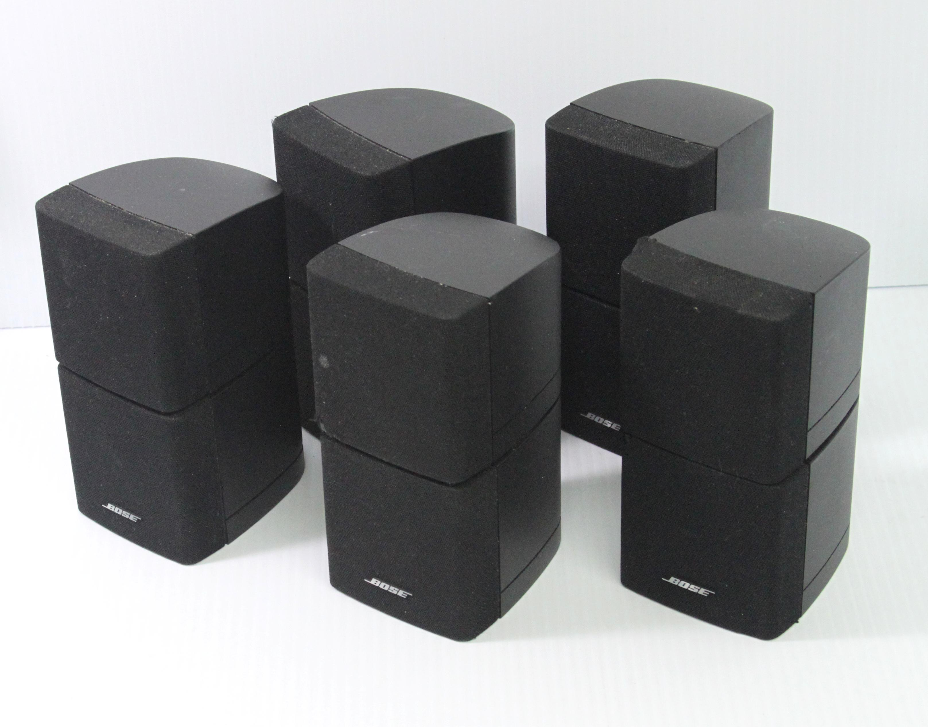 bose lifestyle 12 series ii 2 home theater system ebay. Black Bedroom Furniture Sets. Home Design Ideas